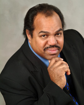 Author, musician, and activist Daryl Davis.