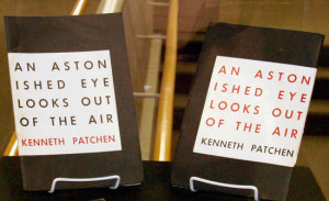 Another example of a twentieth-century binding innovation, the cover of Kenneth Patchen's An As...