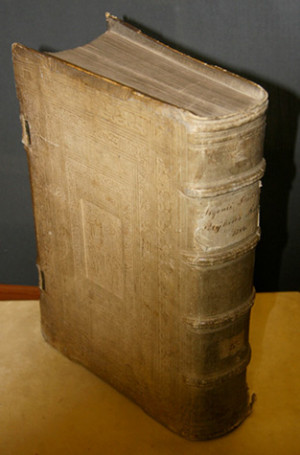 Vellum or parchment is an un-tanned scraped animal skin that has been used for documents and book...