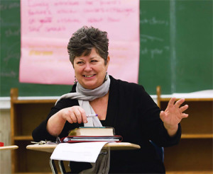 Oregon Writing Project Director Linda Christensen