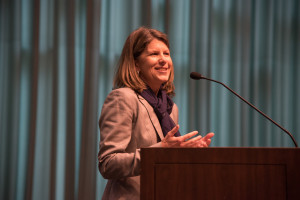 Associate Professor of Sociology and Anthropology Jennifer Hubbert