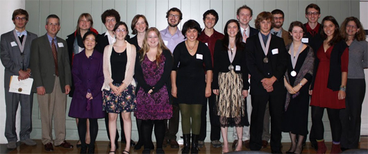 pamplin society 2011