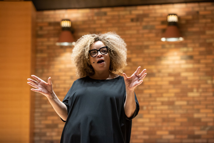 Oscar Winning Costume Designer Ruth Carter Speaks On Campus Newsroom Lewis Clark
