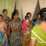 Students were hosted for an afternoon by a large joint family in a rural village. The day ended w...