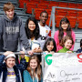 During the 2011 event, Third-Culture Kids (TCKs) volunteered to run the Lose the Shoes soccer tou...
