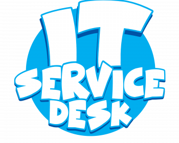 LC Information Technology Service Desk Logo