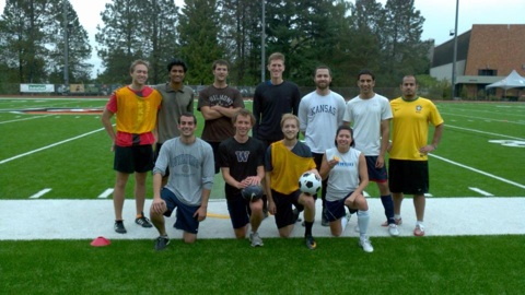 Lewis and Clark Soccer Club